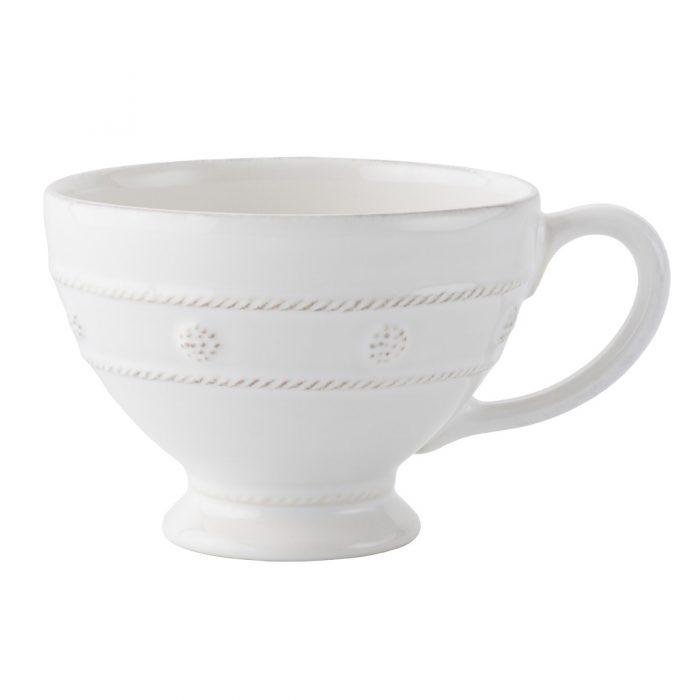 JULISKA Berry & Thread Whitewash Breakfast Cup