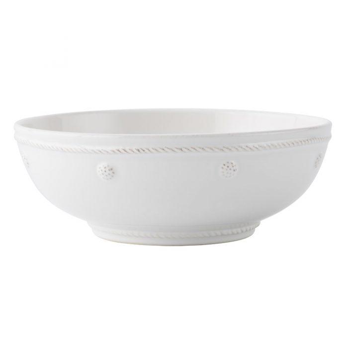"JULISKA Berry & Thread Whitewash 7.75"" Coupe Pasta Bowl"