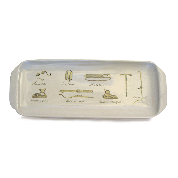 """Chehoma Ascentielle Tray Large 5.66W"""" x 15.21""""L"""