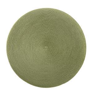 Deborah Rhodes Placemats Round Grass