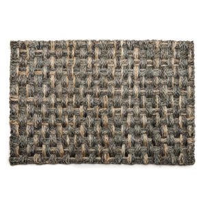 Deborah Rhodes Placemats SALA SALA WEAVE Grey Rectangle