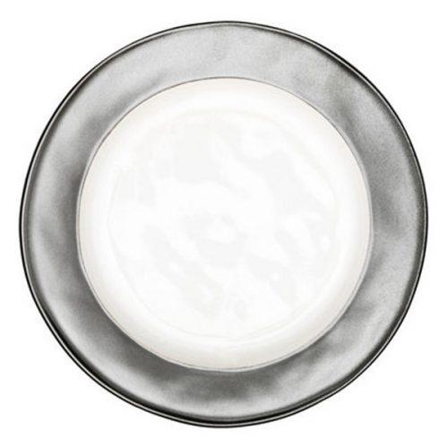 JULISKA PEWTER STONEWARE Emerson Dessert Plate