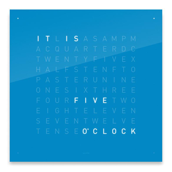 QlocktwoClock_BlueCandy