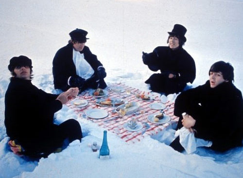Temperature Is Rising Let S Have A Beatles Snow Picnic