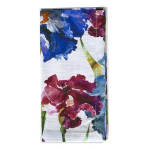 Bodrum Napkin Iris Blue