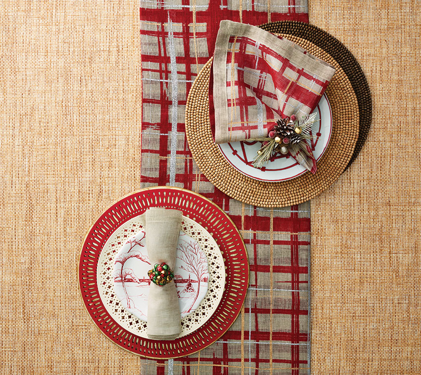 Kim Seybert Table Top Placemats, Linens, Napkin Rings