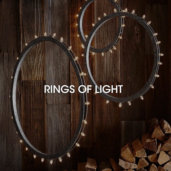 Iron Rings of Light