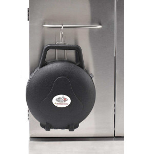 Grillbot Red-Robot BBQ Cleaner5