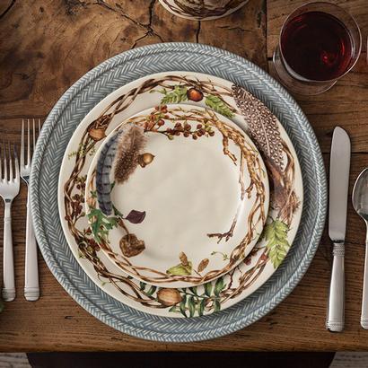 Juliska Forest Walk-Dinner Plate