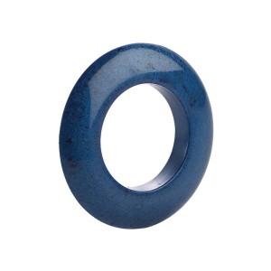 Bodrum Napkin Rings-Gia Navy