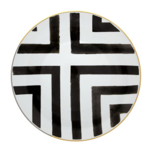 Christian Lacroix Dinnerware-Sol y Sombra Dinner Plate