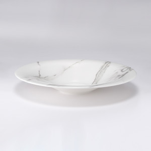 "Dibbern Carrara Plate Delice 11.8"""