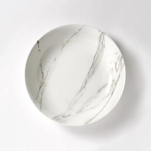 "Dibbern Carrara Pasta Plate Deep 10.25"""