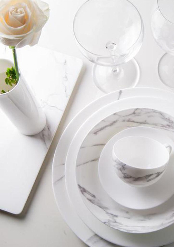 DIBBERN CARRARA_dinnerware