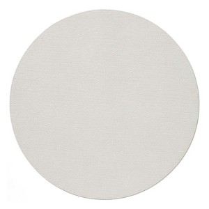 Bedroom Placemat Presto Ant White Round
