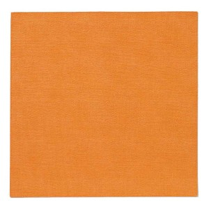 Bodrum Placemat Square Presto Orange
