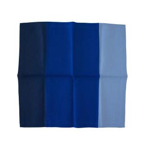 Tina Chen Designs Napkin 3 Tone Blue