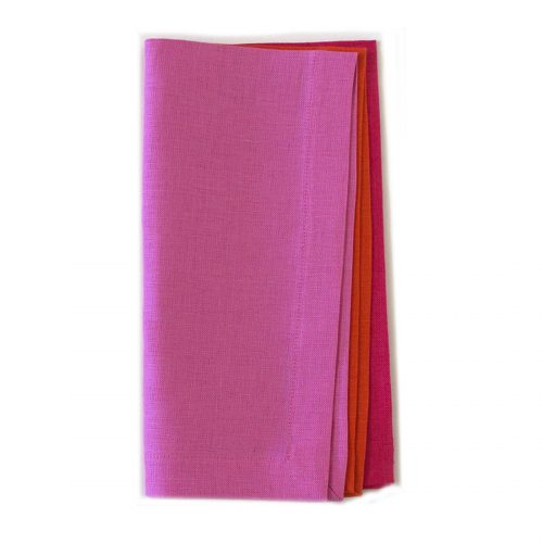 Tina Chen Designs Napkin 3 Tone Pinks