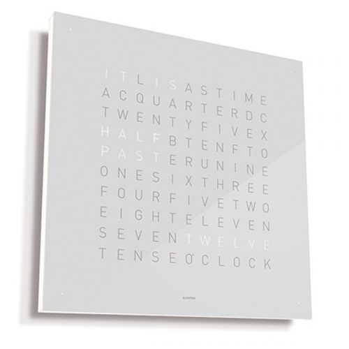 QLOCKTWO CLASSIC WHITE PEPPER
