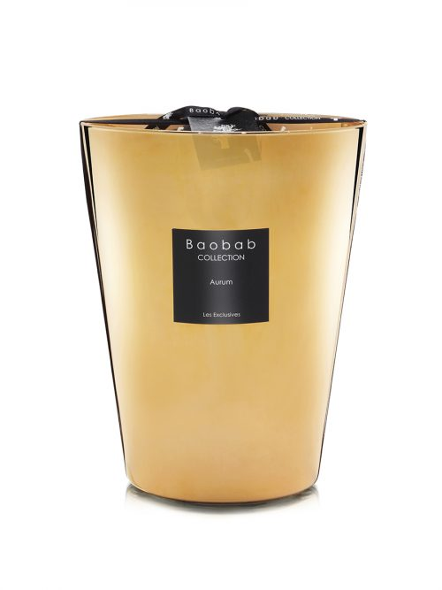 Baobab Candle Collection – Les Exclusives – Aurum