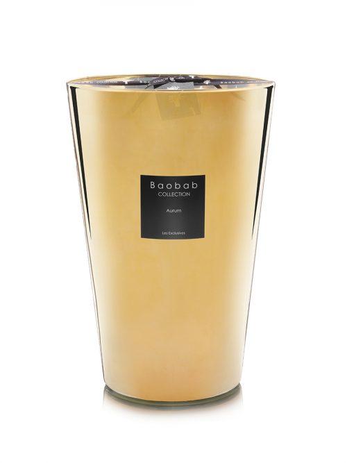 "Baobab Candle Collection – Les Exclusives – Aurum 13.8"""