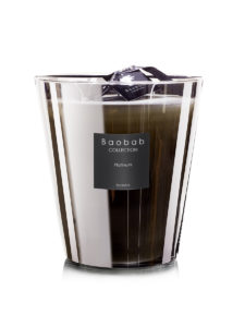 Baobab Candle Collection – Les Exclusives – Platinum