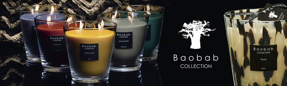 Baobab Collections Candles