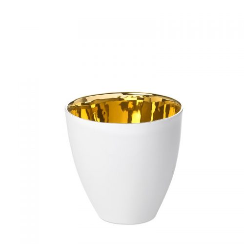 Tse & Tse BIG THIRSTY CUP, GOLD