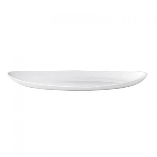 Tse & Tse LONG FAMISHED DISH, WHITE