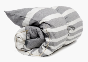 Hedgehouse Throw Bed-Majorca Throwbed In Charcoal