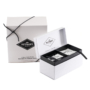 Pottymints WHITE EMBOSSED DISPLAY BOX SET