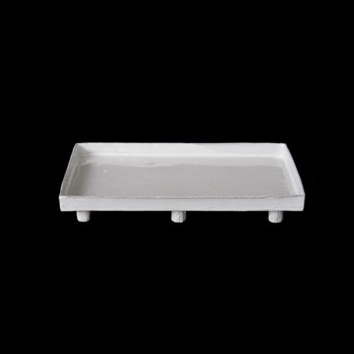 ASTIER DE VILLATTE Setsuko Large Platter with Feet