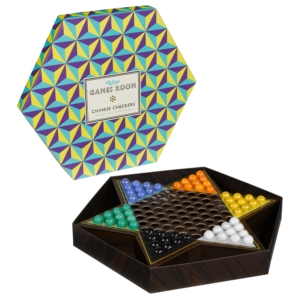 Wild & Wolf Chinese Checkers