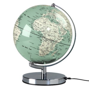 Wild & Wolf Swedish Green Globe Light