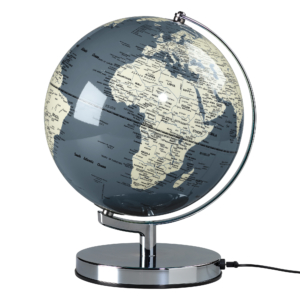 Wild & Wolf Swedish Grey Globe Light