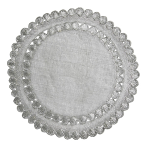 Juliska Isadora Silver Placemat