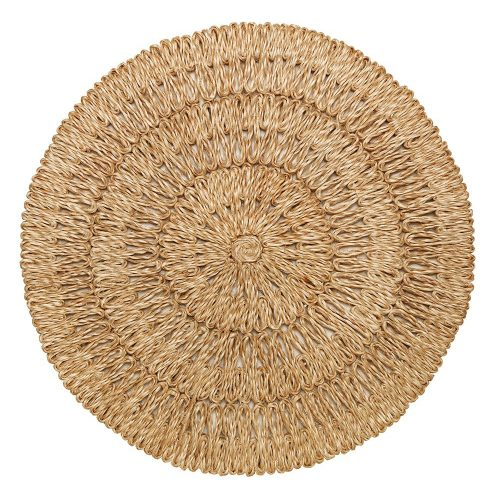 Juliska Straw Loop Natural Placemat