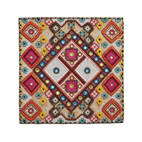 Kim Seybert LUXOR IN MULTICOLOR PLACEMAT