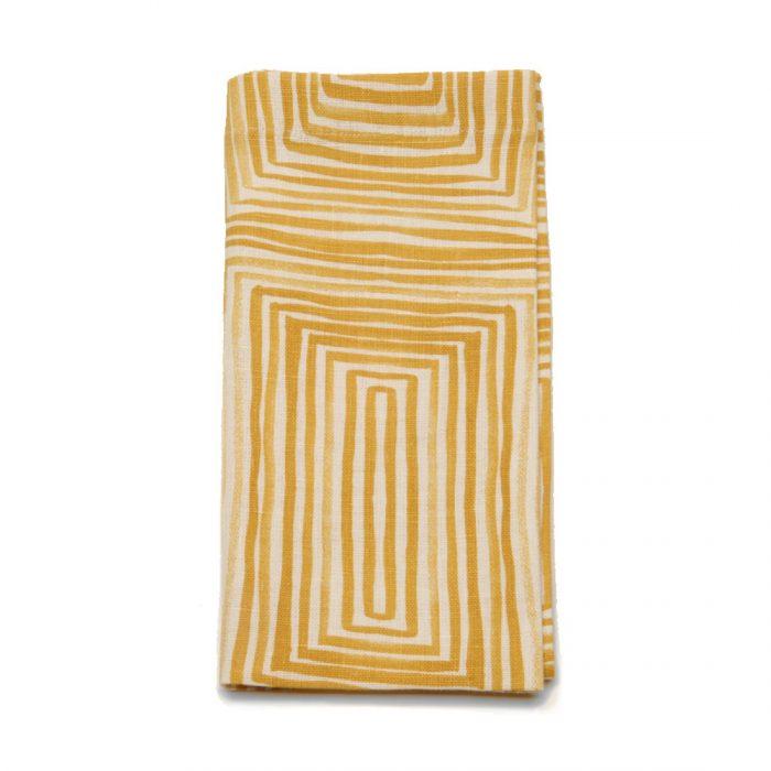 Tina Chen Designs Napkin Boxes Orange