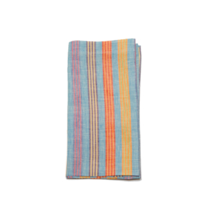 Tina Chen Designs Napkin Multi Pin Stripe