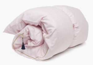 Hedgehouse Throw Bed-Islesboro Shirt Cloth In Pink
