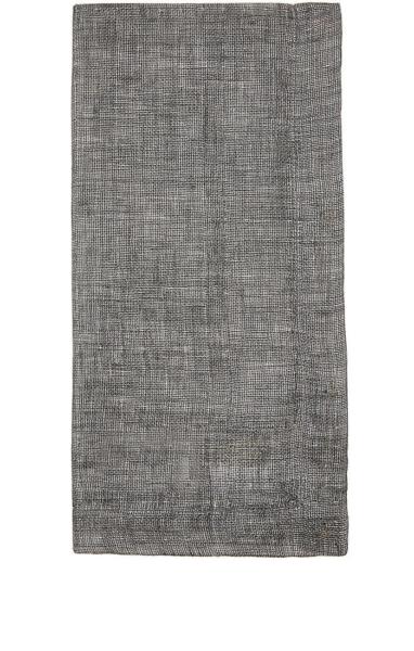 Deborah Rhodes Napkin Reversible Grey