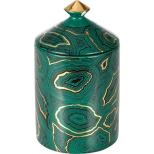 Fornasetti Scented Candle Malachite 300g
