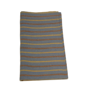 Tina Chen Designs Napkin Candy Stripe Grey