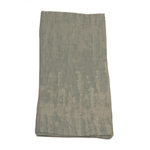 Tina Chen Designs Napkin Woven Wash Green