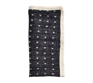 Kim Seybert INSIDE OUT NAPKIN IN NAVY