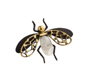 Kim Seybert Napkin Ring FLY AWAY