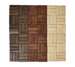 Kim Seybert JENGAA BROWN PLACEMAT