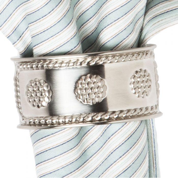 Juliska Berry & Thread Metal Napkin Ring