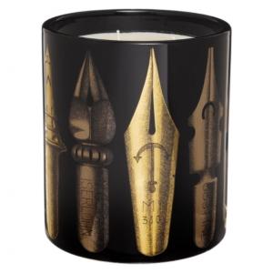 Fornasetti Pennini Nero Scented Candle 1.9kg